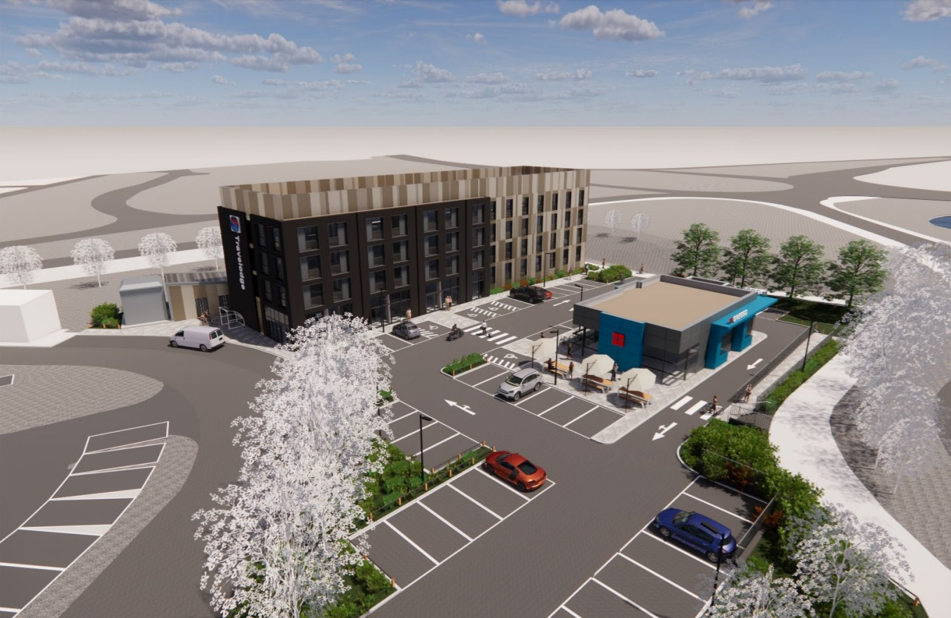 Green light for Filton Travelodge and Greggs plan