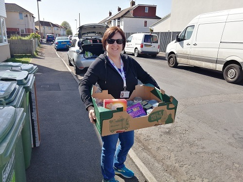 Inspiring - how Filton Covid-19 volunteer army rallied to help those in need