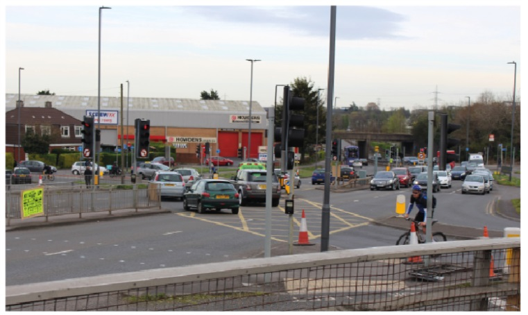 Bus lane which has no buses may hamper plans to improve 'George' ring road junction