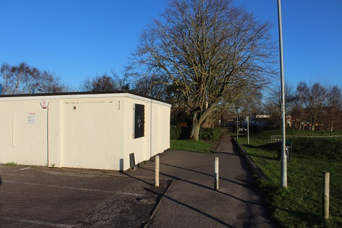 Outdoor kiosk at Elm Park set to reopen AGAIN as social enterprise project