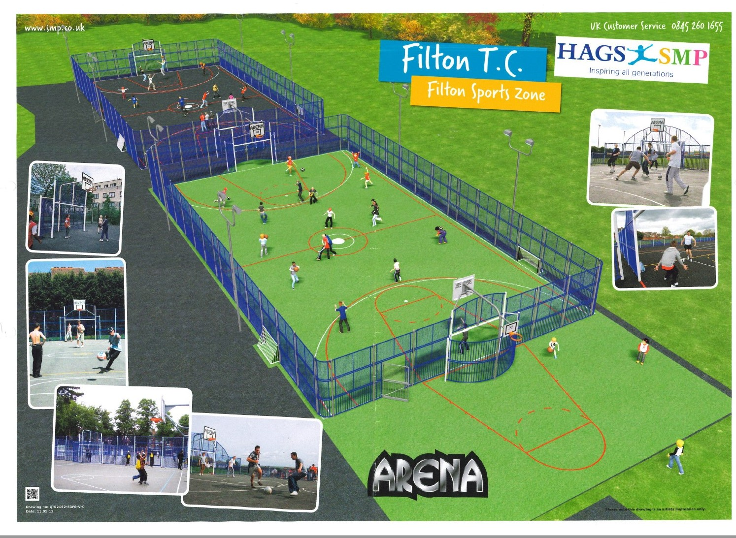 Filton set to get games area - but  concerns raised that location is wrong