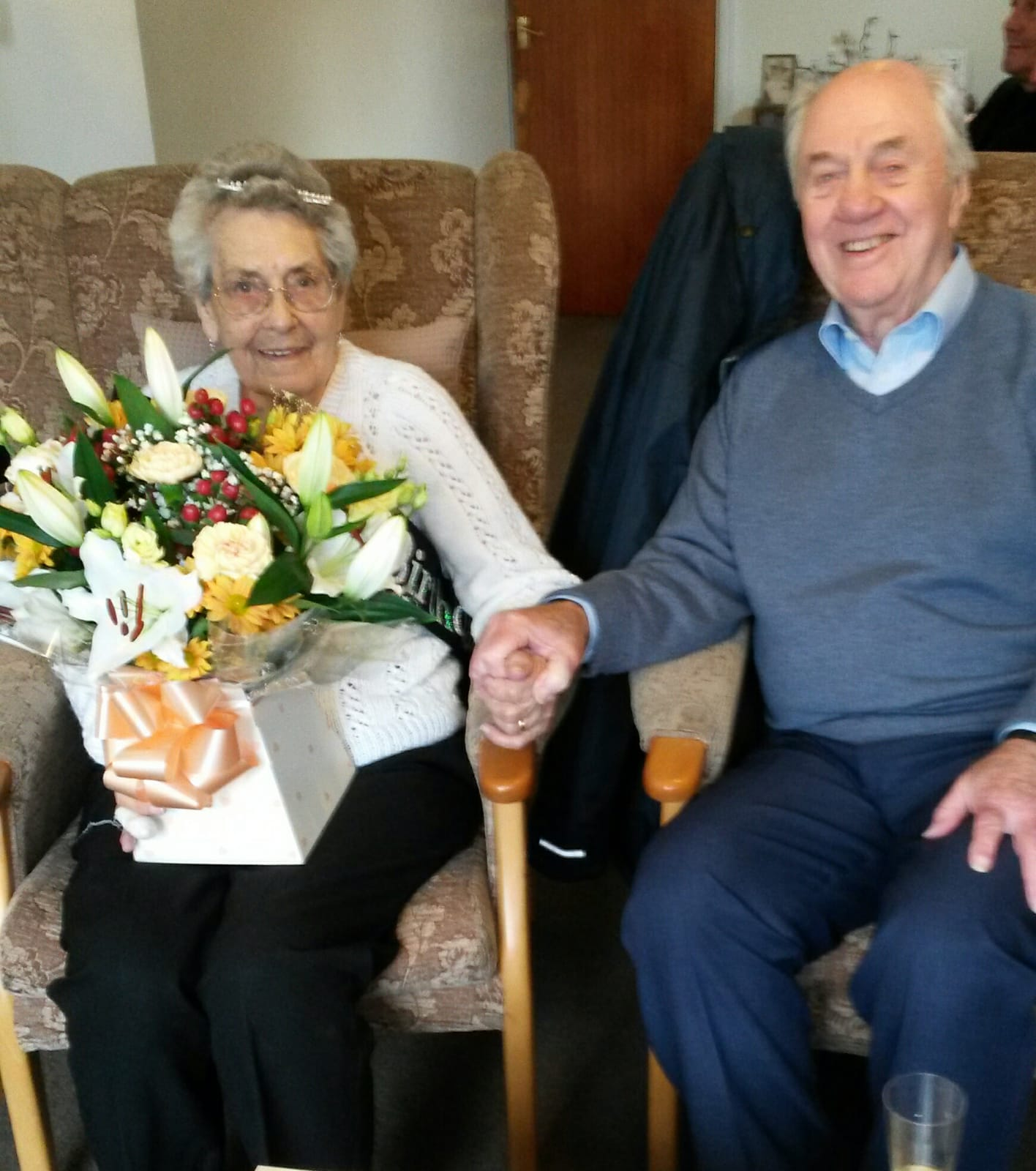 Family so important as Ann reflects on 100 years and fond Filton memories