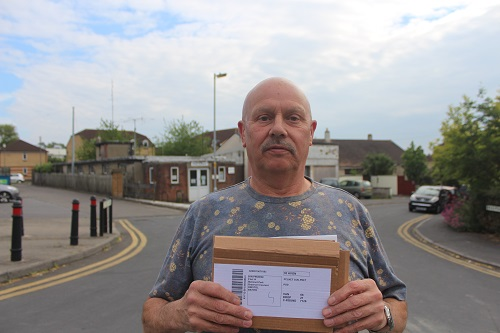 Postcode lottery as mail going to 'same' address