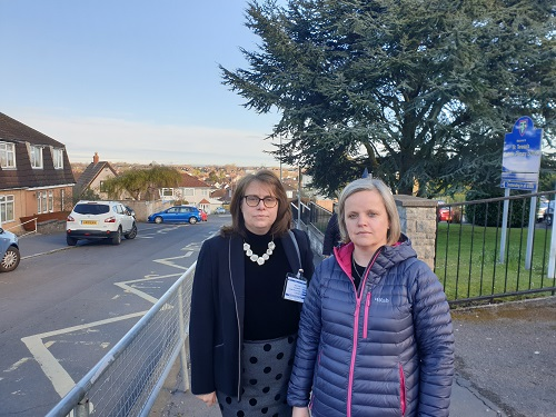 'Pencil' bollards could be key to ending dangerous parking outside primary school