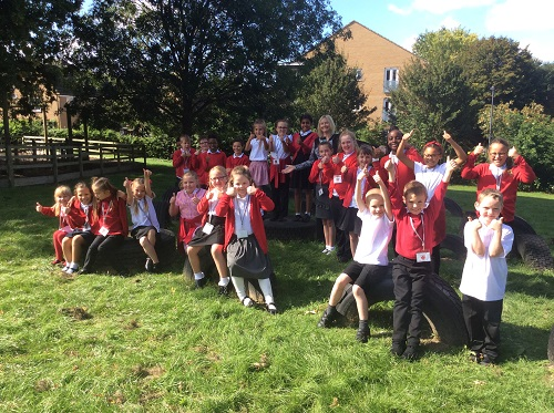 Filton primary on the road to 'Outstanding'