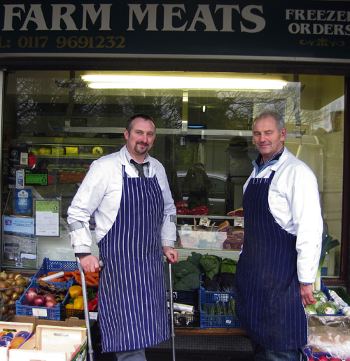 Boost for Filton butchers
